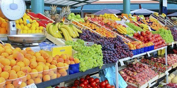 Markt in Merksem