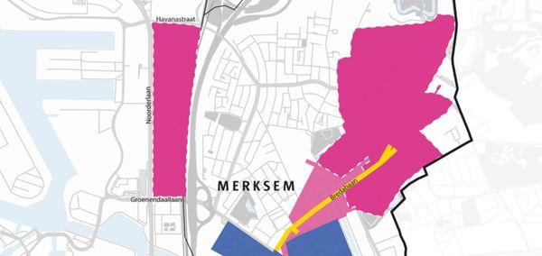 Roze parkeertariefzone