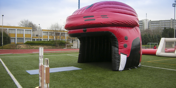 A-sports in sportpark Astrid