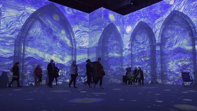 Expo in Waagnatie brengt Vincent Van Gogh tot leven