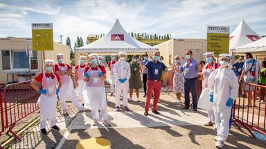 Gezocht: vrijwilligers voor vaccinatiedorp VacCovid