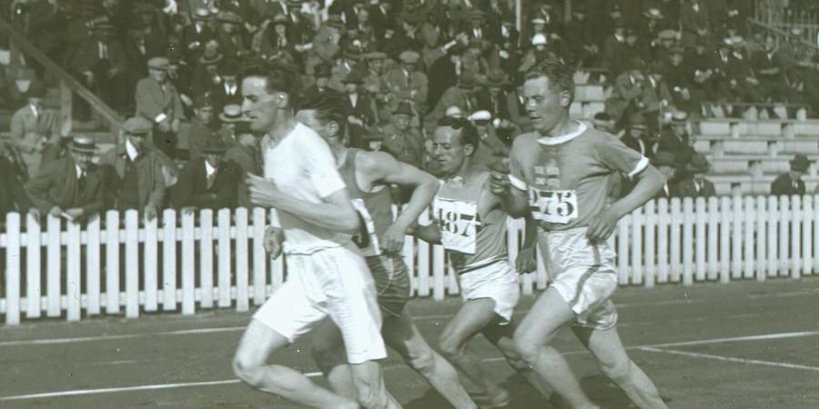 Atleten Olympische Spelen 1920