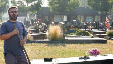 In de kijker: dienst begraafplaatsen