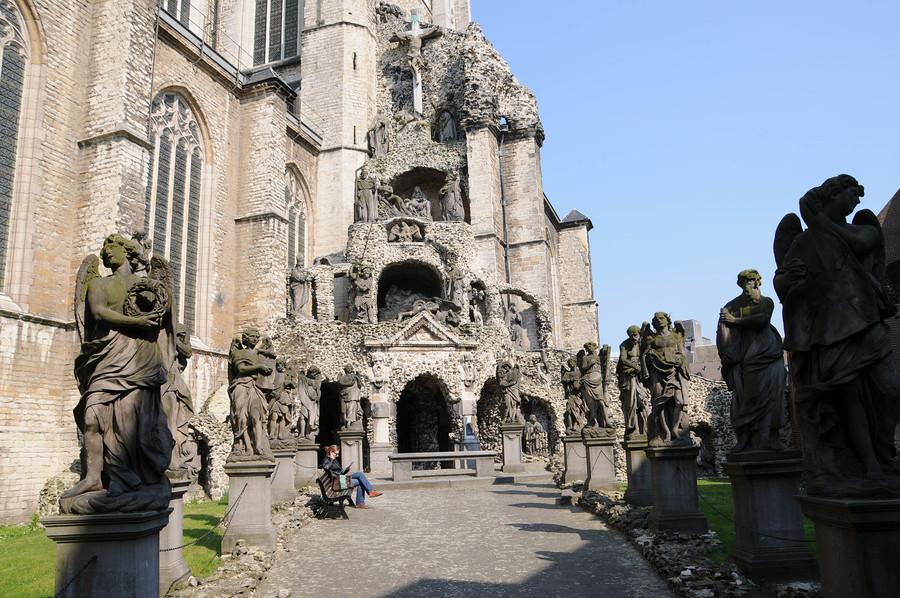 Calvarietuin Sint-Pauluskerk