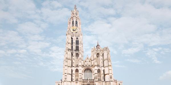 De toren(s) van de kathedraal