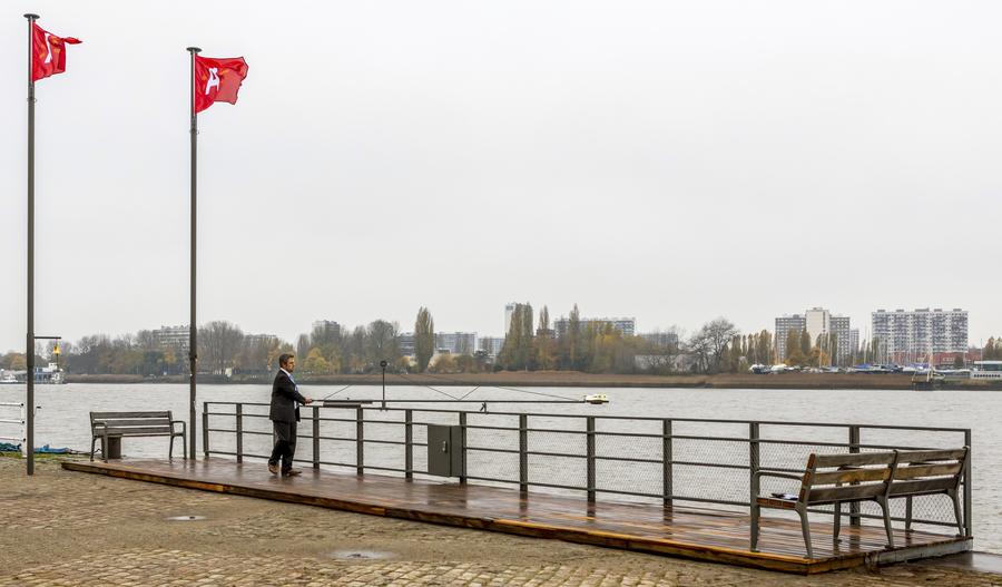 Site 'Afscheid aan de Schelde'