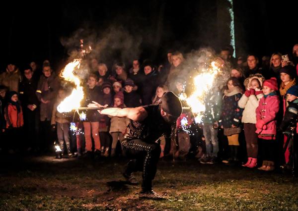 Mystic Fire Theater geeft het startschot van WinterWakker