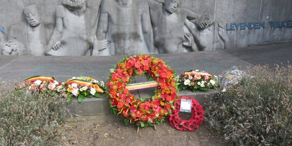 Deurne herdenkt de bevrijding en het leed van de Deurnse politieagenten tijdens Wereldoorlog Twee