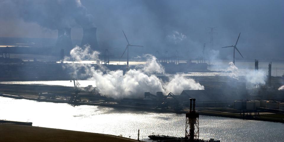 Havengebied Antwerpen warmtenet